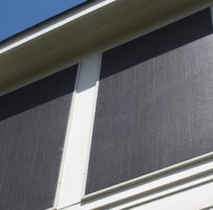 Custom Solar Sun Screens