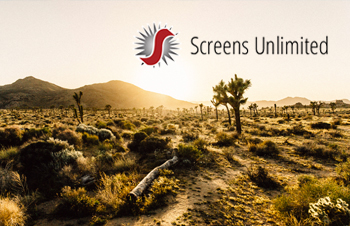 Screens Unlimited November Sale 2018