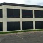 Commercial Sun Screens
